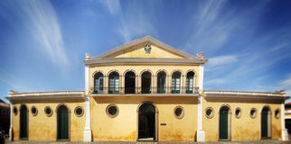 brazil florianopolis Arkivbilder