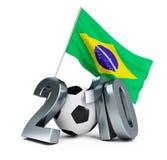 Brazil football Stock Photos