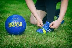 Brazil 2014. Royalty Free Stock Photo