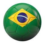Brazil Football World Cup Stock Image