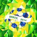 Brazil 2014 Royalty Free Stock Photos