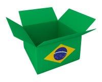 brazil gjorde Royaltyfri Foto