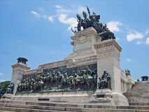 Brazil Independence Monument Royalty Free Stock Image