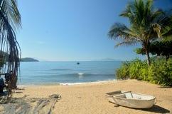 Brazil Island. Ilha Grade Island located at angra dos reis city, Rio de Janeiro Estate, Brazil Stock Images