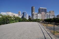 brazil janeiro De Śródmieście Rio zdjęcie stock