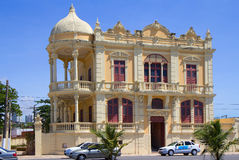 Brazil. Maceió. This is an excellent small Museum of the city of Maceió in Brazil with an overview of crafts, culture and folklore royalty free stock photography