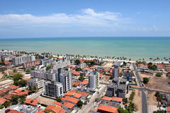 brazil miasta joao pessoa fotografia stock