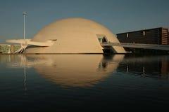 brazil museumnational Arkivfoton