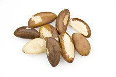Brazil Nuts Royalty Free Stock Photo
