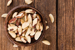 Brazil Nuts Royalty Free Stock Photos