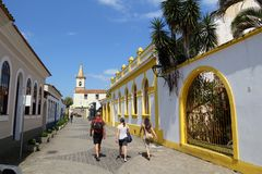 Brazil Old Town Royalty Free Stock Photo