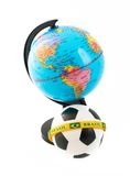 Brazil one of the best soccer teams in the world Royalty Free Stock Images