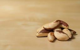 Brazil para nuts Stock Photos