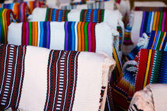 Brazil and paraguay textiles close up. Brazil and paraguay textiles souvenirs - bags, friendship bracelets, brasil Stock Images