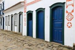 Brazil - Paraty Stock Photo