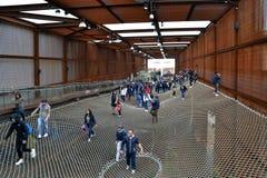 Brazil Pavilion EXPO Milan 2015 Italy Royalty Free Stock Image