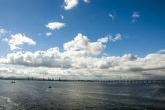 Brazil - Rio de Janeiro - Sail away Stock Photography