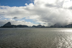 Brazil - Rio de Janeiro - Sail away Royalty Free Stock Image
