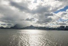 Brazil - Rio de Janeiro - Sail away Stock Image