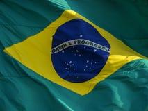Brazil's flag Stock Photo