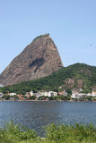 Brazil's Sugarloaf Mountain Royalty Free Stock Images