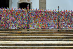 Brazil, (Salvador de Bahia) Church of Senhor do Bonfim Royalty Free Stock Images