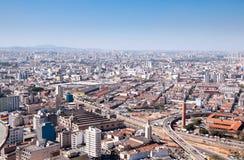 brazil sao targowy miejski Paulo Fotografia Stock