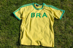 Brazil shirt Royalty Free Stock Photo