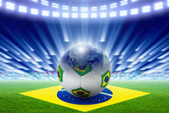 Brazil soccer Stock Photo