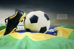 Brazil soccer championship Stock Image
