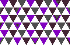 Brazil Top Colors Background Triangle Polygon 2015 Stock Photos