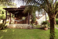 Brazil traditional house Royalty Free Stock Photos
