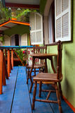 Brazil traditional house Royalty Free Stock Images