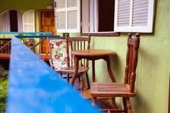 Brazil traditional house Stock Photos