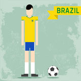 Brazil Uniform Stock Images