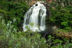 Brazil Waterfall. Waterfall located at Santana do Riacho City, Minas Gerais Estate, Brazil Royalty Free Stock Images