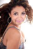 Brazil woman close up Stock Photo