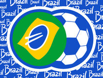 Brazil world cup Stock Photo