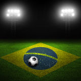 Brazil World Cup Royalty Free Stock Photography