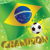 Brazil World Cup 2014 Stock Photography