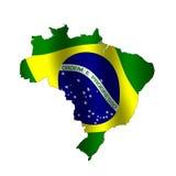 Brazilië Royalty-vrije Stock Fotografie