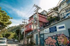brazilië Rio de Janeiro Royalty-vrije Stock Foto