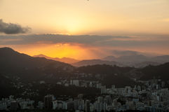 brazilië Rio de Janeiro Royalty-vrije Stock Afbeeldingen