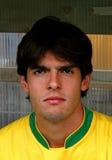 Brazilië versus Algerije Royalty-vrije Stock Foto's