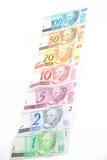 Braziliaans Geld Royalty-vrije Stock Foto