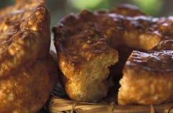 Braziliaans voedsel: Rosca royalty-vrije stock afbeelding