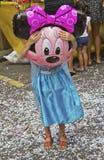 Braziliaanse Carnaval-straatparade in Sao Paulo Royalty-vrije Stock Foto's