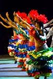 Braziliaanse dansers stock foto's