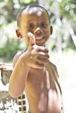 Braziliaanse jongen Stock Foto