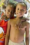 Braziliaanse jongens Stock Afbeeldingen